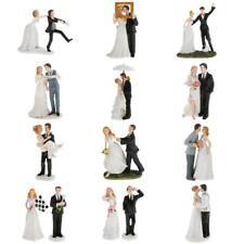 Romantic Wedding Resin Groom Bride Couple Figurine Table Centerpieces Decoration
