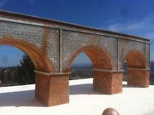 ponte ferroviario per plastico diorama