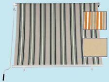 Tenda da Sole a Caduta 200x250CM 300x250CM in Alluminio tenda 280/mq Resistente