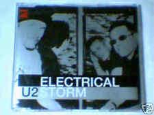 U2 Electrical storm cd singolo WILLIAM ORBIT