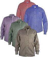 Kariertes Trachtenhemd für Trachtenlederhosen  Hemd Hemden Oktoberfest S-XXXXL