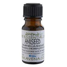 Pure Aniseed Essential Oil Headaches Nausea Asthma Colds Muscle Aches Vertigo