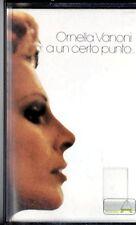 ORNELLA VANONI A un certo punto MC K7 MUSICASSETTA made in ITALY Renato Zero