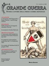 LA GRANDE GUERRA n.2 - rivista prima guerra mondiale WW1 magazine great war