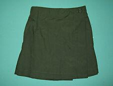NEW Girls school uniform Skort Green size 5,6,8,10,12,14,16