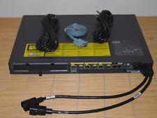Cisco 7301-2AC high-performance Router3x Gbit Interfaces Dual AC Power 512MB RAM
