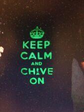 the Chive *Authentic* Halloween Keep Calm Men's t-shirt KCCO M L XL 2XL 3XL Glow