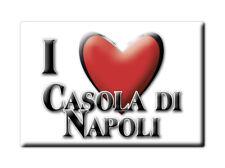 CALAMITA CAMPANIA FRIDGE MAGNET MAGNETE SOUVENIR LOVE CASOLA DI NAPOLI (NA)