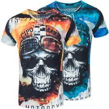 Redbridge by CIPO /& BAXX encolure en v t-shirt Department gris r-1595 s m l xl