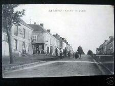 France~1918  LA BAZOGE  `  Carrefour ves le Mans~RARE