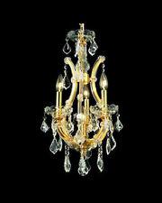 Palace Gold 4 Light Maria Theresa Crystal Chandelier light -Precio Mayorista