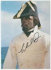 Michael Dorn - Star Trek Generations signed photo