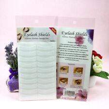 Fabric Eyelash Lash Extension Tinting Under Eye Lint Free Pads Patches *UK*