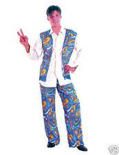 Adulto Hombres Hippie Dude 70 ' S Disfraz De Hippy