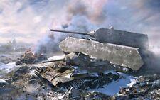 "German ARMOUR 1939-1945 Tanks Of WW2 Poster Decor 36x24 40x27 48x32/"""