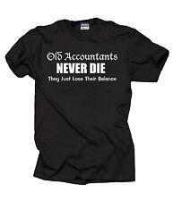 Funny accountant T-shirt Balance Sheet shirt CPA accounting tee