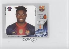 2012 2012-13 Panini UEFA Champions League Album Stickers #452 Alex Song Card