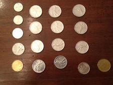 Monete / Coins Lira Italia - Repubblica - Valori Vari