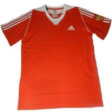 adidas Pres S/S Tee Shirt Russia Russland Team Herren