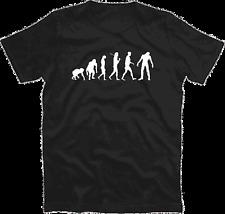 Standard Edition Zombie Evolution Fasching Halloween werwolf T-Shirt S-XXXL