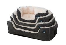Gor Mascotas Nordic Cachorro Perro Gato Cama Gris pizarra-opción de tamaños