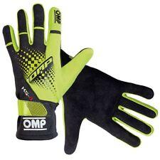OMP karting gloves KS-4 YELLOW/BLACK Sizes XS S M L XL kart KS4