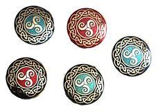 Celtic Trinity Scarf Pin / Brooch