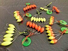 Forellen Schwimmer Pilotkugeln oval Forellenposen Auftriebskörper Forellenangeln