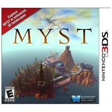 Nintendo 3DS Myst VideoGames