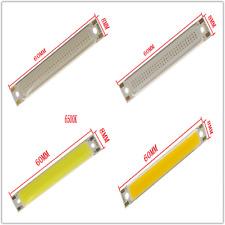 L60x8mm 3v 3w Blau / Rot / Kaltweiß / Warmweiß COB LED-Modul 70lm COB-Streifen