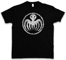 SPECTRE SYMBOL T-SHIRT James Sign Logo Zeichen Ernst Stavro Blofeld Bond