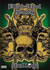 Black Label Society - Skullage (Slimline DVD, 2009) BRAND NEW FACTORY SEALED