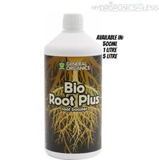 General Organics BioRoot Plus Vitamins Enzymes Nutrient Plant Hydroponics
