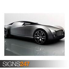 BENTLEY FUTURE INTERNATIONAL DESIGN STARS (0500) Car Poster - Poster Print