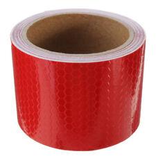 High Intensity Hi Viz Reflective Roll Tape Safety Warning Vinyl Self-Adhesive