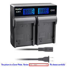 Kastar Battery LCD Rapid Charger for Kodak KLIC-7006 K7006 Kodak Easyshare M583