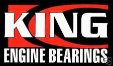Chevy 396 402 427 454 502 King HP Race Main Bearing bearings Camaro Corvettte