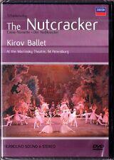DVD TCHAIKOVSKY Der Nussknacker KIROV BALLET Lezhnina Baranov FEDOTOV Nutcracker