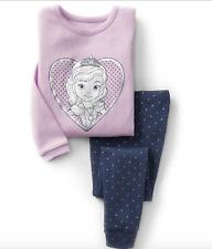 Baby GAP Girls 6-12-18-24 Mo, 2T NEW Sofia 1st Purple Long Sleeve 2Pc Pajama Set