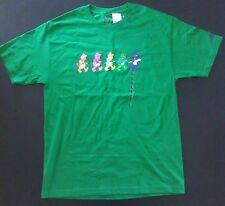 Marc Ecko Unltd Smoking Tokey Bears Weed Pot Smoker's Club Crew T-Shirt NEW