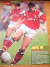 1991/1992 Charlton Athletic-Lee, Robert [Home Kit] ma