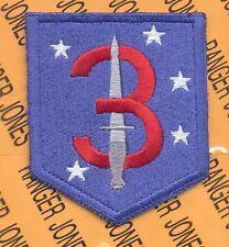 USMC 3rd MARSOB Marine Special Operations Bn patch