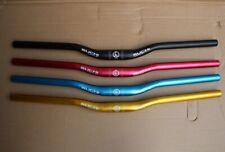 SUCHI MTB XC Aluminium Mountain Road Bike Bicycle Handlebar Riser bar 31.8*620mm