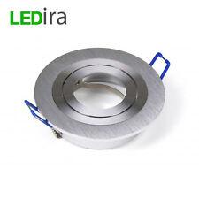 LEDira Kanlux BiColor Einbau Strahler Spot LED GU10 MR16 Alu gebürstet rund 30°
