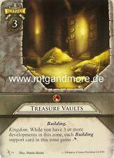 Warhammer Invasion - 2x Treasure Vaults  #055