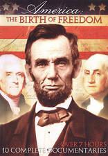 America: The Birth of Freedom (DVD, 2010, 2-Disc Set)241