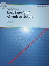 C Griff, Neue Knopfgriff Akkordeon Schule,Hohner Verlag, Button Accordion School