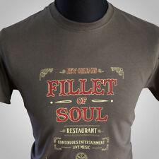 James Bond Fillet Of Soul Live and Let Die Retro Movie T Shirt  007 Cool 70's