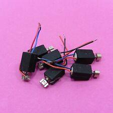MOTORE Vibro Micro cilindrica 4 x 11mm DC 3.6V vibrazione ricambio telefono