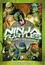 Ninja Turtles: The Next Mutation, Vol. 1 (DVD, 2012, 2-Disc Set) NEW & SEALED